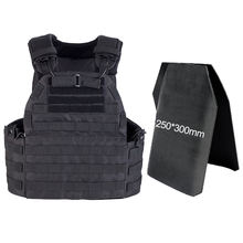 Custom Military Body Armor Combat Assault Hunting Molle Plate Carrier Airsoft Paintball Tactical Vest
