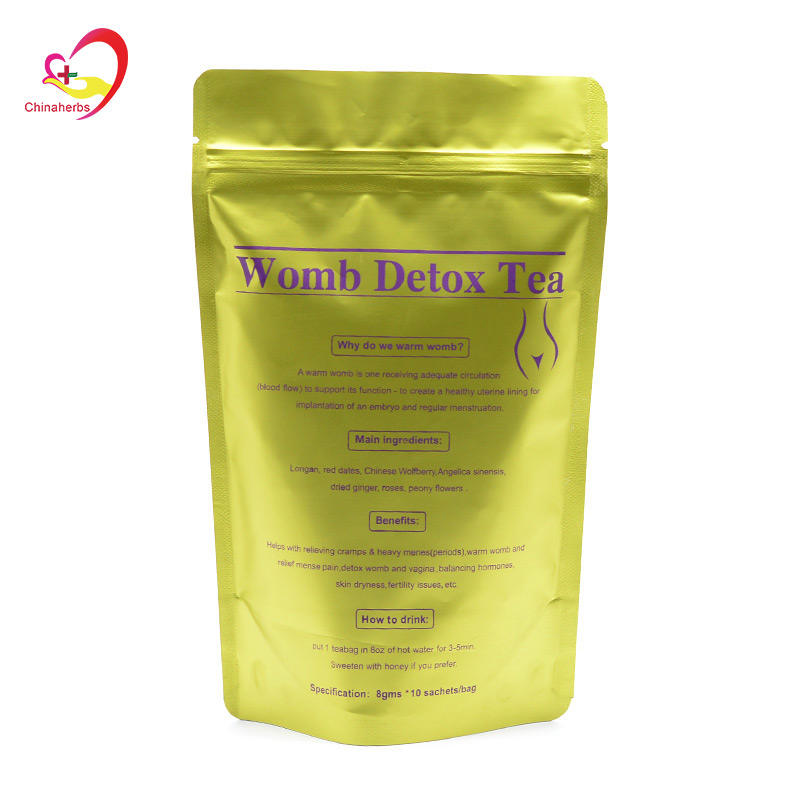 Natural Herbal Remedies Holistic Approach Womb Detox Tea To Relieve Menstrual Pain