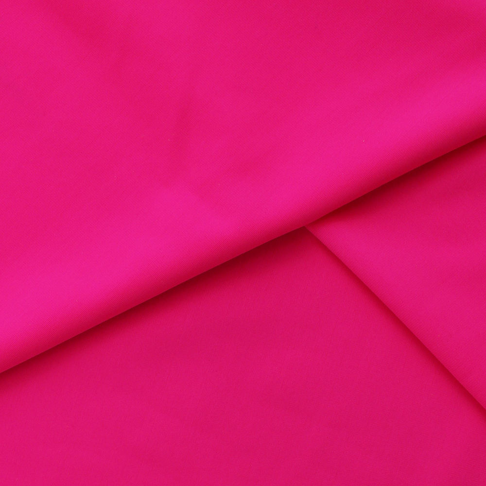 4-way stretch knit fabric shiny nylon spandex fabric for bikini swimwear