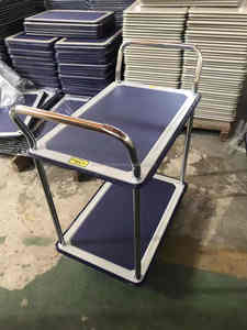 Large Size Platform Hand Truck Trolley