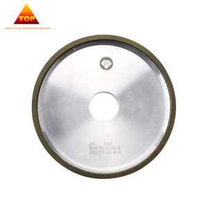 Resin Bond Diamond and CBN Grinding Wheel For Wood Working Tools