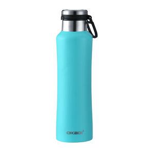 BOTTIGLIE di viaggio-personalizzata bottiglie d/'acqua-CUSTOM-Inciso A Laser-METAL