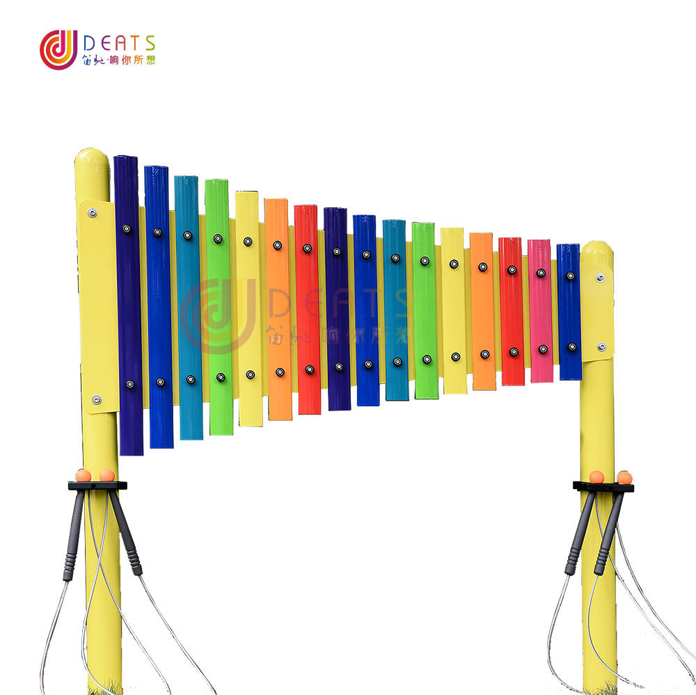 Outdoor musical instruments Early Years Outdoor xylophone for sale garden xylophone glockenspiel xylophone kids playground