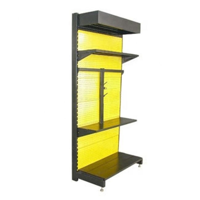 Hardware Retail Store Placed Wrought Fixture Display Stand