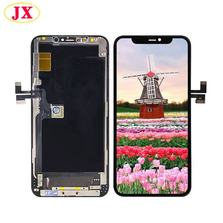 Best Sale for iPhone 11 Pro Max Lcd Screen OLED Display Touch Digitizer OEM Replacement with quality assurance