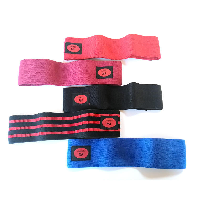 Hip Band <span class=keywords><strong>Weerstand</strong></span> Booty Oefening Elastische Bands Hip Cirkel Resistance Bands Voor Booty & Glutes Hip Cirkel