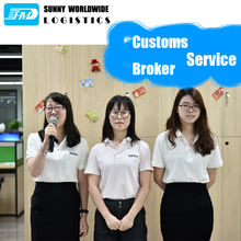 Customs Declaration Customs Clearance Service Customs Broker