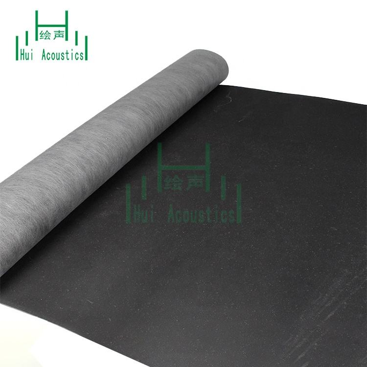 Sound Damping Sheet Heatproof Sound Insulation Sound Proof Rubber Seal