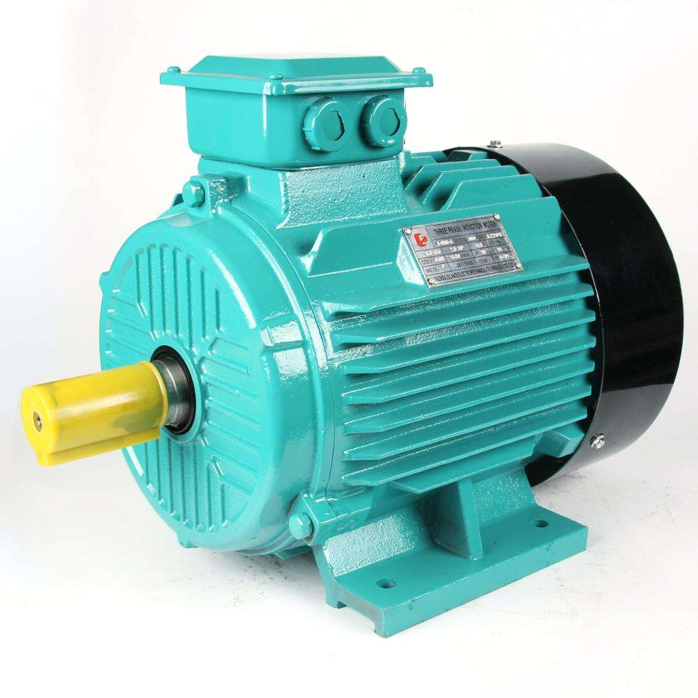 2Kw- 400Kw 40-400 Kw 3 Phase Induction Ac Electric Motor