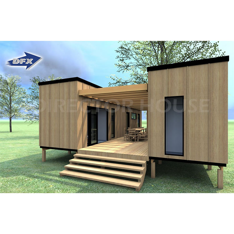 2019 New Design luxury Good Sealing Performance Australia Expandable Container House
