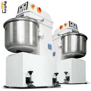 Hot sale bakery equipment spiral dough mixer machinery for flour