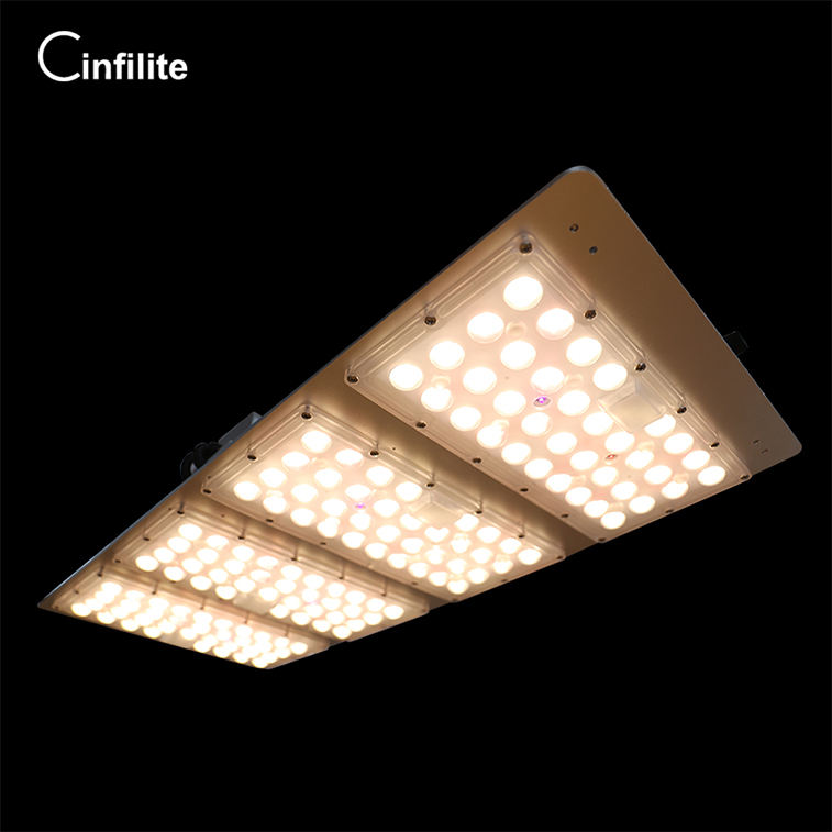 2020 new generation 2 channels separately controllable led grow light quantum board grow light module samsung 301b strips