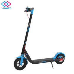 High Performance  Color Logo OEM GPS Sharing Electric Scooters With Anti-theft System