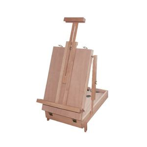 Master Studio Acrylic Wood Artist Sketch Adjustable Desk Box Easel