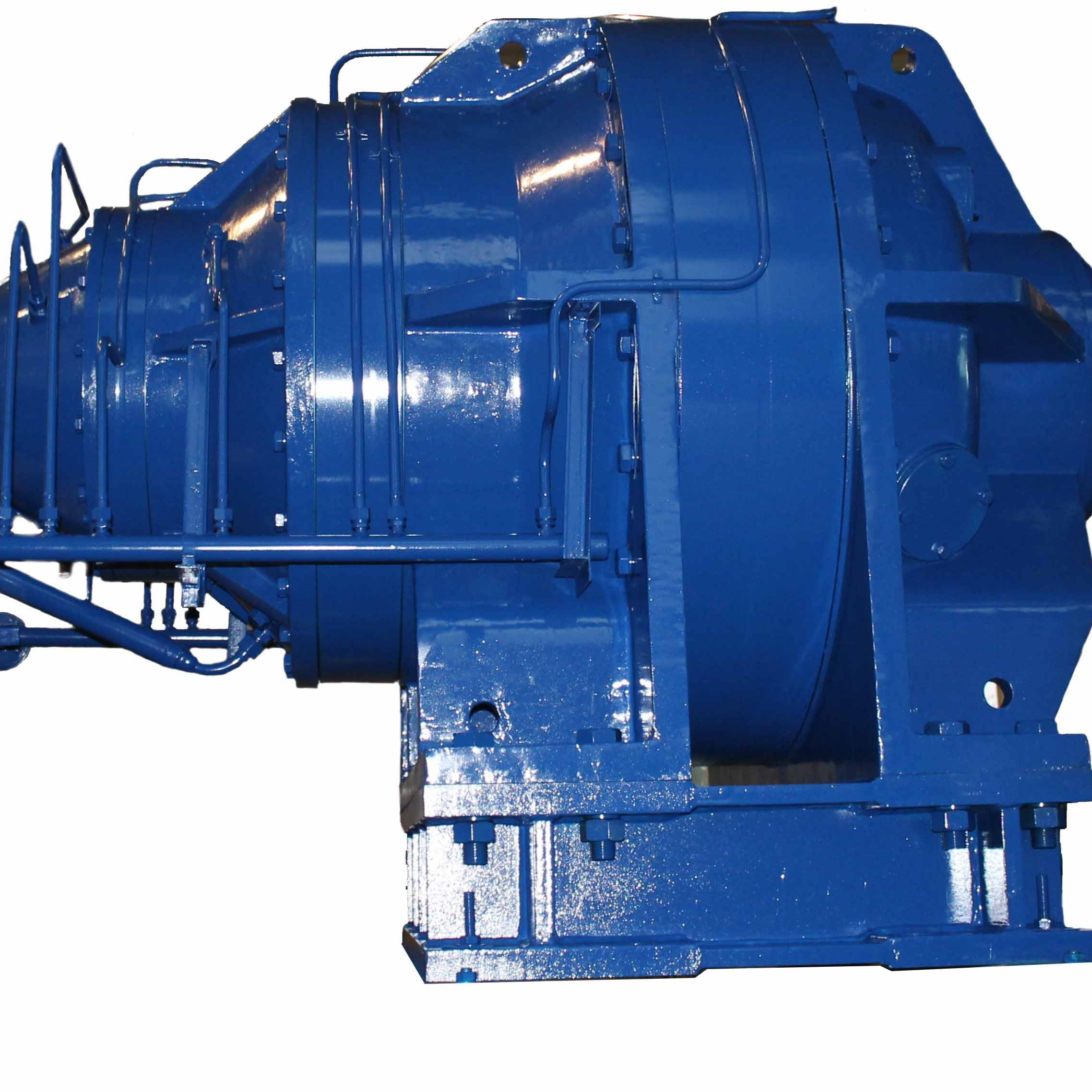 Graphic Customization [ Gearbox ] Industrial Gearbox ZST Series Sugar Industry Planetary Gearbox