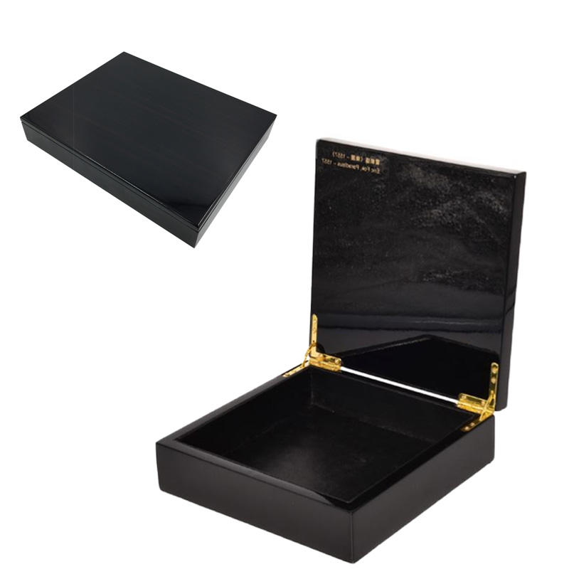 Wholesale Piano Lacquer Wooden Luxury Chocolate Gift Packaging Box