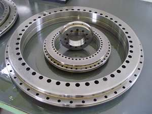 custom size high precision slewing ring cylindrical crossed roller bearing