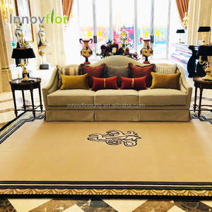 All Weather Área Verde Amarelo Decorativo Teppich Tapis De Salão de Design Nórdico Tapete Marroquino Pele Karpet Bulu Tapetes de Área Para venda
