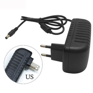 Uni Eropa US Plug Power Supply Internasional Universal 12 V 3A AC DC Power Adapter