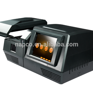 NICKERCHEN 8200 XRF Metall Analyzer X Ray Gold Tester für Gold Silber Platin Iradium Cadmium