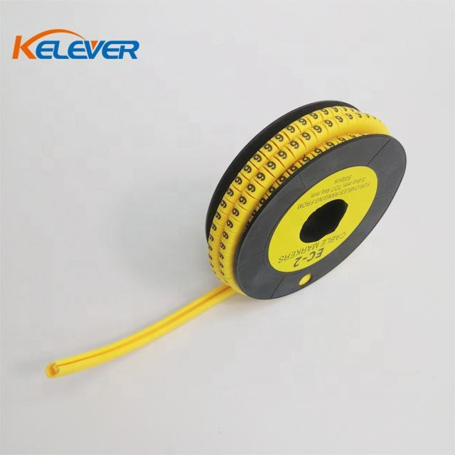High quality cable label marker sleeve/wire marker