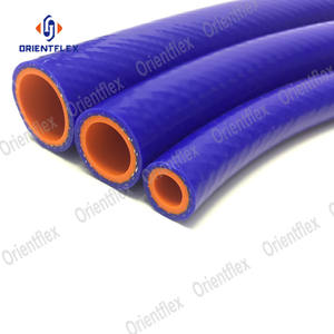 China flexible braided auto car cooling system radiator heater silicone hose manufacturers
