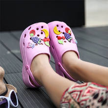 High Heel Women Clogs Shoes