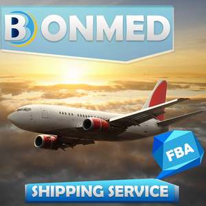 Freight Forwarder China To Usa Amazon Fba Shipping --Skype: szbonmed