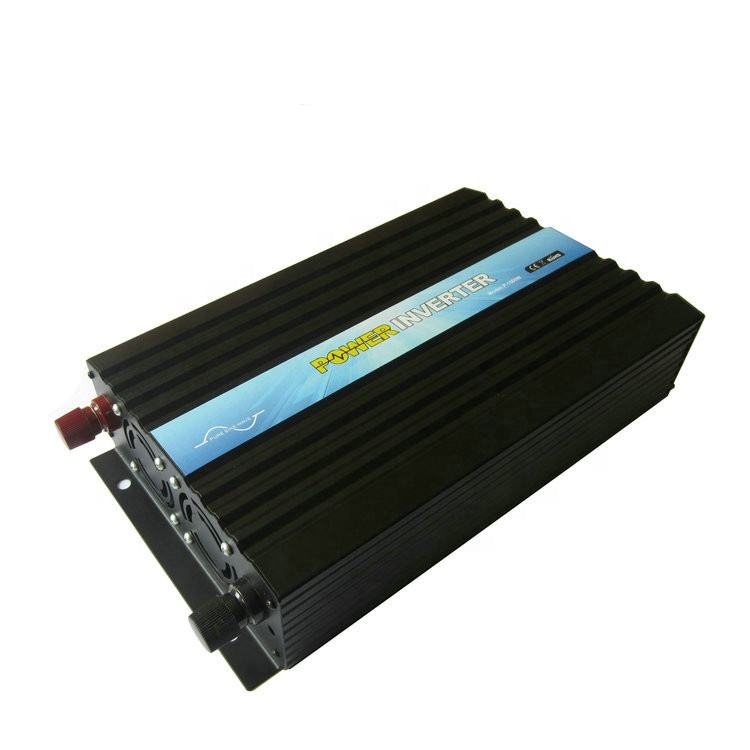 Soft Starter Off Grid Inverter 12 v 220 v 1500 watt CE SGS RoHS IP30 Genehmigt
