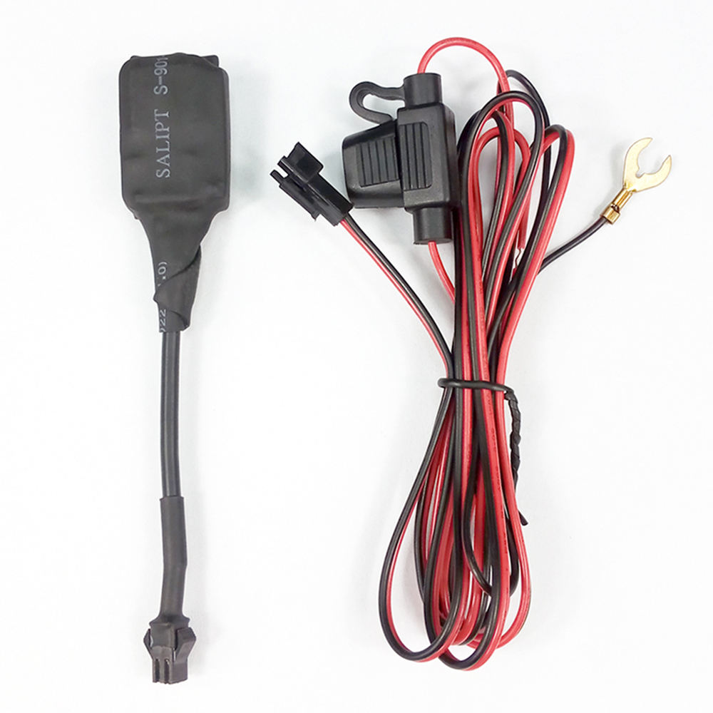 Low cost anti-theft DC 9-95V GPS bike tracking device compatible with TV/laptops/motorcycle/vehicle