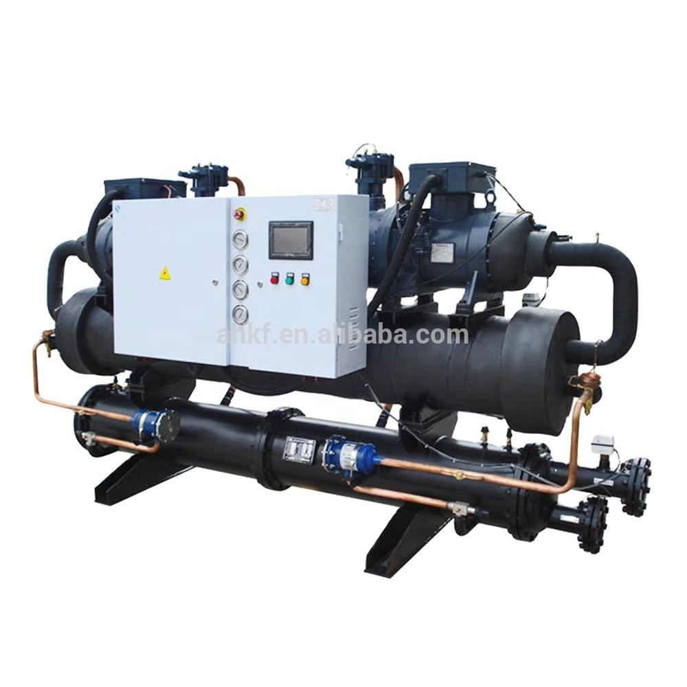 Industrial Water Cool Chiller Price List