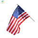Cheap 3x5 Embroidery Nylon American US National Flag