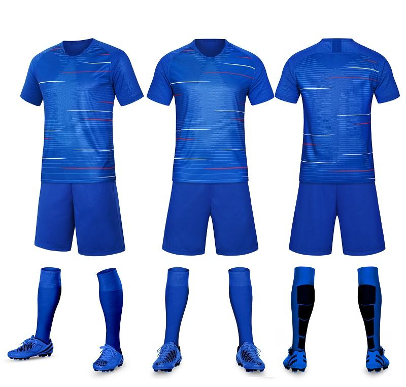 Uniforme <span class=keywords><strong>de</strong></span> football Fabricant Personnalisé Sublimation <span class=keywords><strong>Impression</strong></span> Ou Broderie Logo <span class=keywords><strong>Maillot</strong></span> <span class=keywords><strong>De</strong></span> Football En Gros