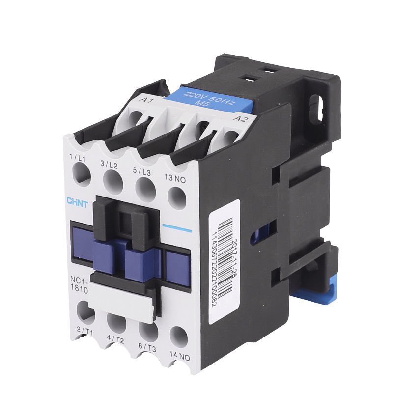 High Quality NC1-1210 220V 380V 110V 36V 24V chint magnetic AC Contactor