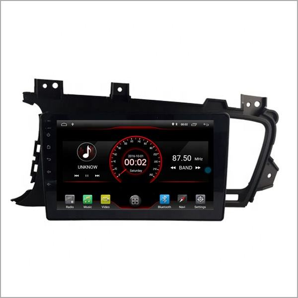 9 ''interfaccia video auto con Audio di Navigazione GPS Bluetooth Android 10 di Tocco Dell'automobile dello schermo di Radio per Kia k5/ kia OPTIMA 2011-2014