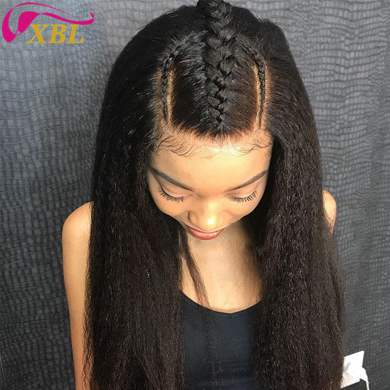 Drop shipping kinky straight brazilian human hair full lace wigs in dubai,HD virgin cuticle aligned hair full lace wigs vendor