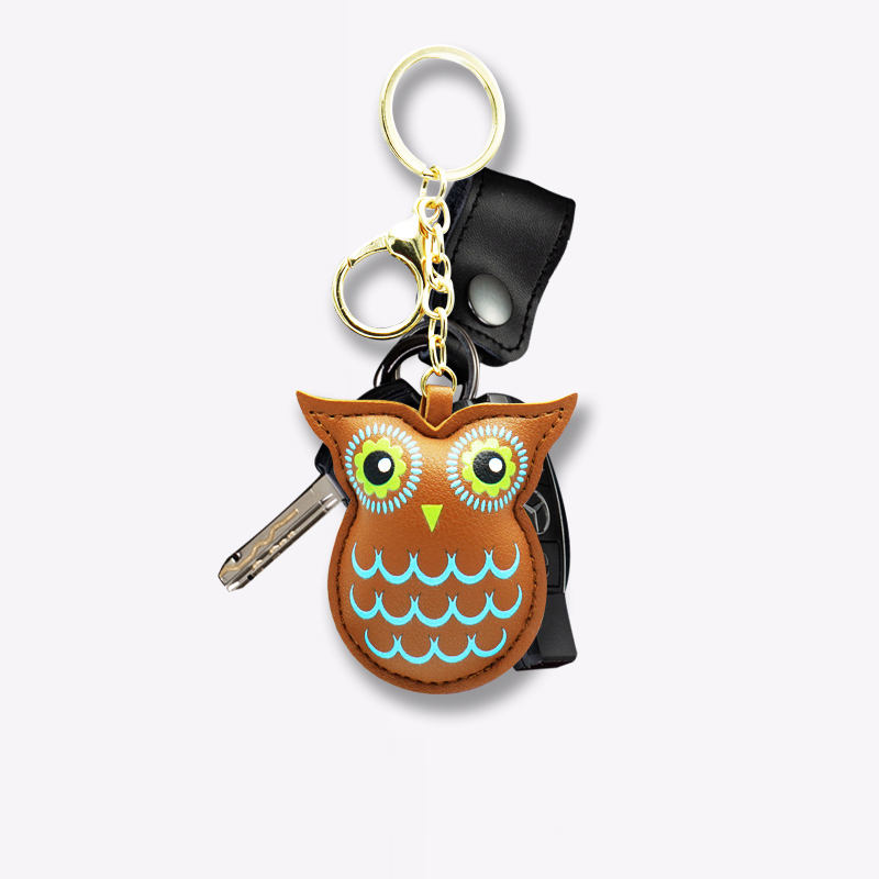 Keyholder Gps Key Finder Tracker Mini Fob Keychain Chain Kids Bags School Bag Rechargeable With Sim Card