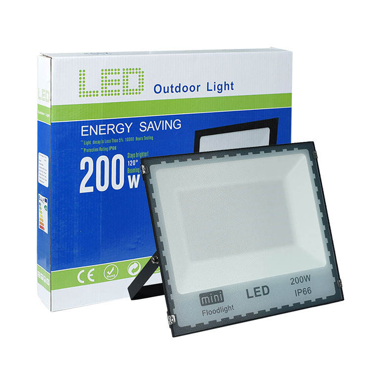Outdoor lighting IP65 floodlight 100 watt led flood lamp