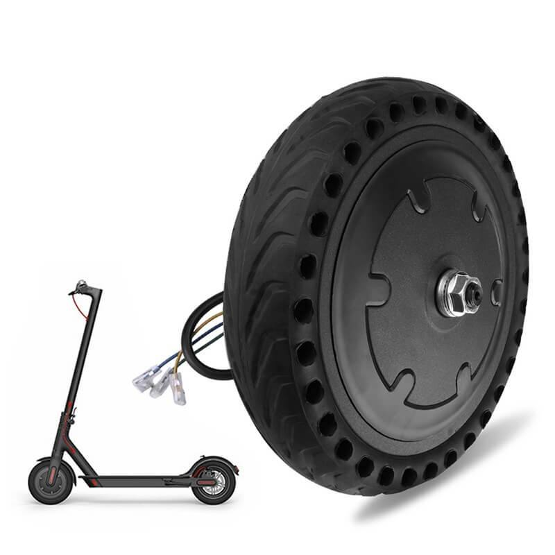 M365 scooter motor 36V 350W electric scooter motor wheel 8.5 inch Explosion-proof Tire Set Wheel Tyre Hub for m365 scooter