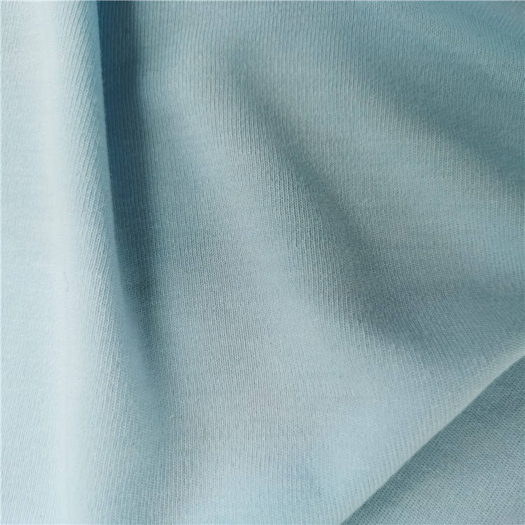Gots Certified Organic Cotton Knitted Fabric 100% Organic Cotton Fabric