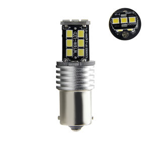 Factory Wholesale super brightness led car light 12v 2835 SMD t20 t25 led auto bulbs 1156 led 1157 for cars taxi