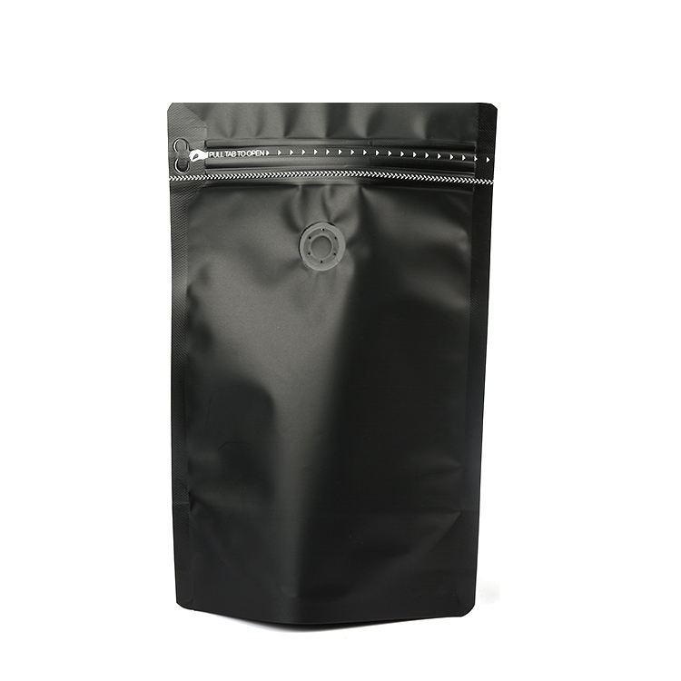 Wholes Bag Custom Drip Coffee Package Beans One Way Valve Filter Gusset Bags Sachet Packaging Stand Up Zipper Pouch With Valve
