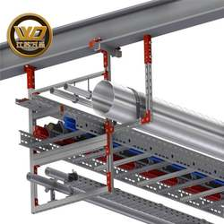 Competitive Price Standard Aluminum Aluminum Cable Tray Price List