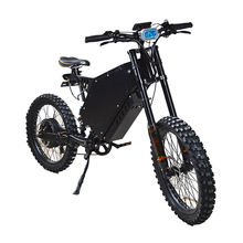Queene/20inch 8000w electric bike bicycle with electric bicycle part
