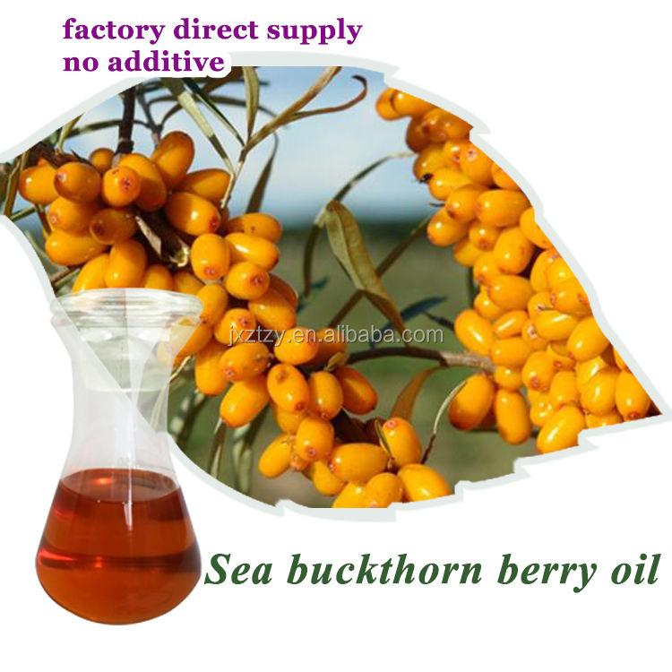 RTS Pure and Organic Sea Buckthorn Berry Oil
