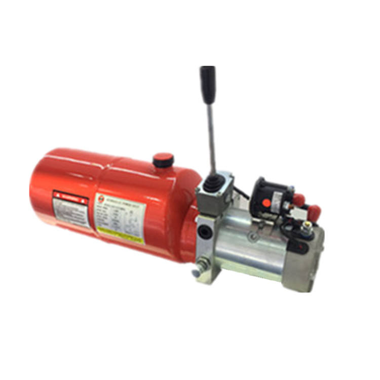 DC 24V hidráulico mini power pack