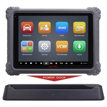 2020 New Arrival Powerful Autel maxisys ultra Scan Tool Diagnostic Tool with ECU programming Functions