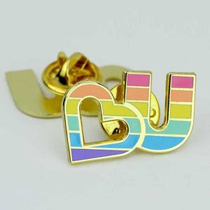 professional manufacturers various design stick soft enamel custom collar pins for shirts