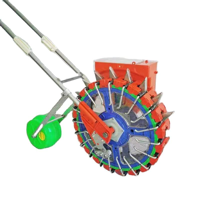 Hot sale manual cotton seeds sowing machine corn seeder for small seeds