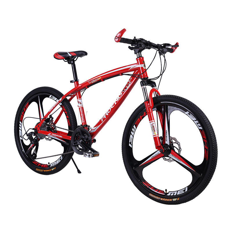 Qetesh High Quality Bk004 Aluminum Alloy Frame Mountain Bike 26 Inch 21 Speed Bicycle